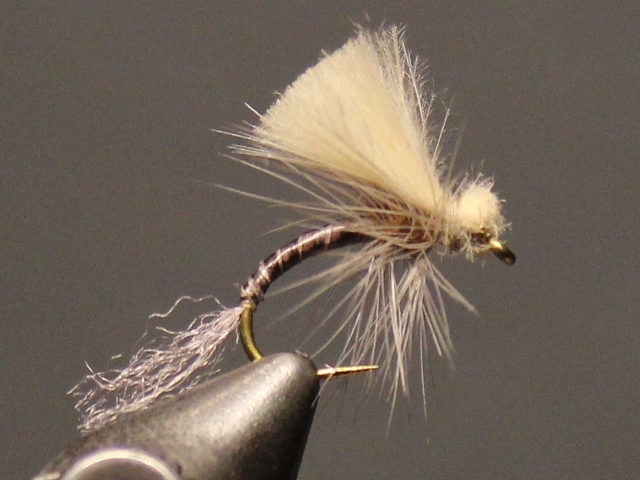 Twisted Hackle Emerger